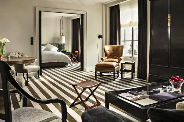 Rosewood London Luxury Hotel Suite