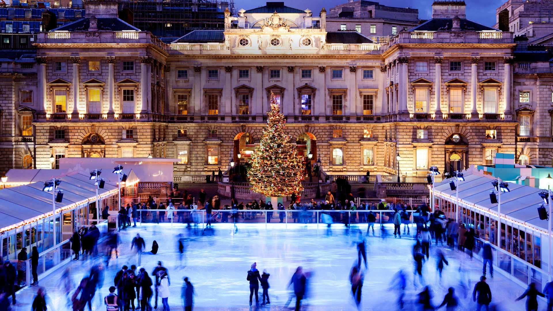 Best Ice Rinks in London 2015