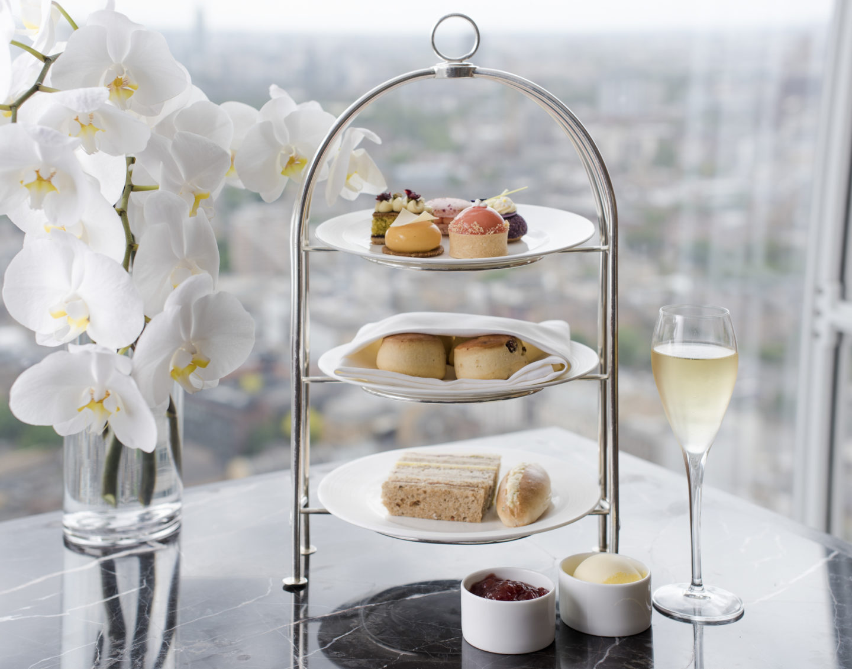 Shangri-La Hotel, At The Shard, London Classic Afternoon Tea