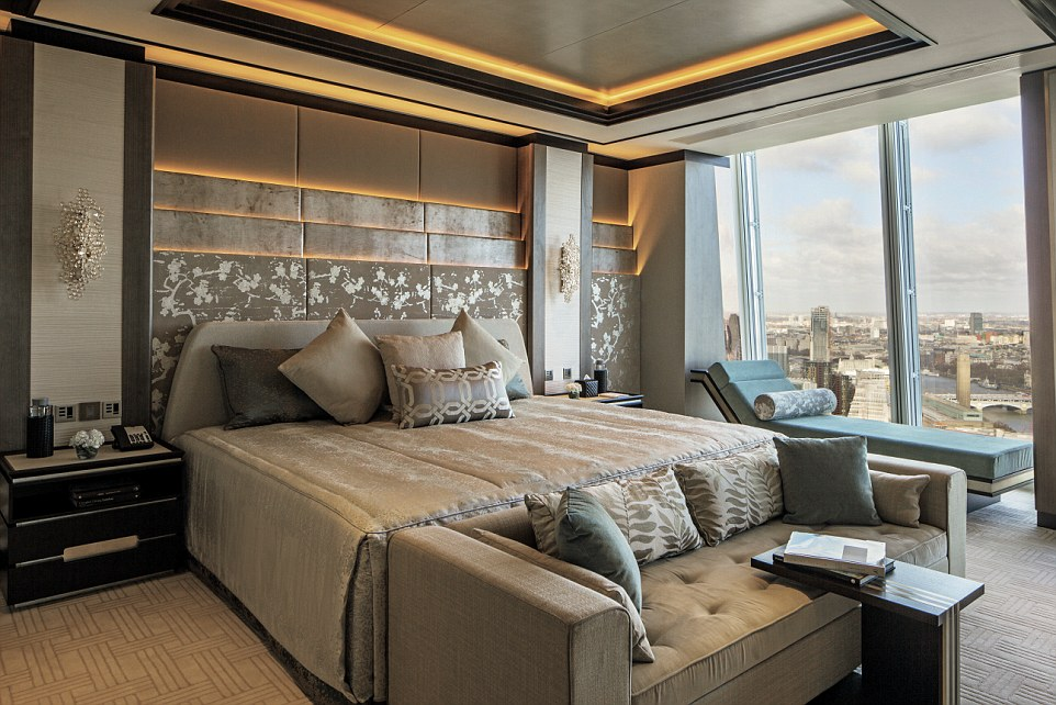 A Review Of Shangri La At The Shard Aglaia Magazine