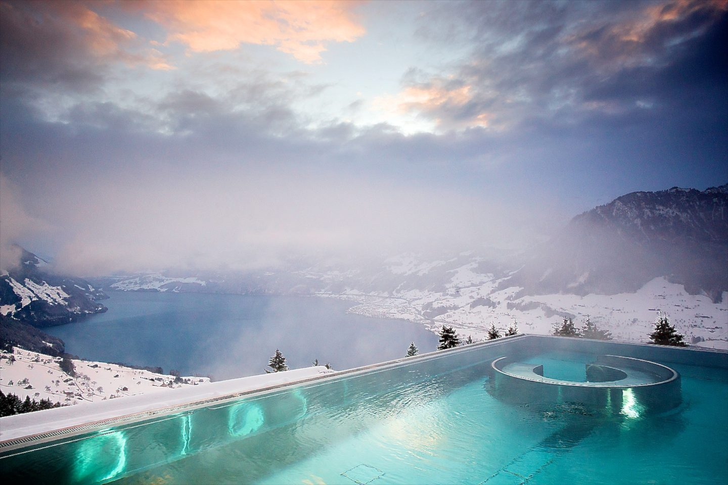 12 Luxe Rooftop Pools To Add To Your Bucket List