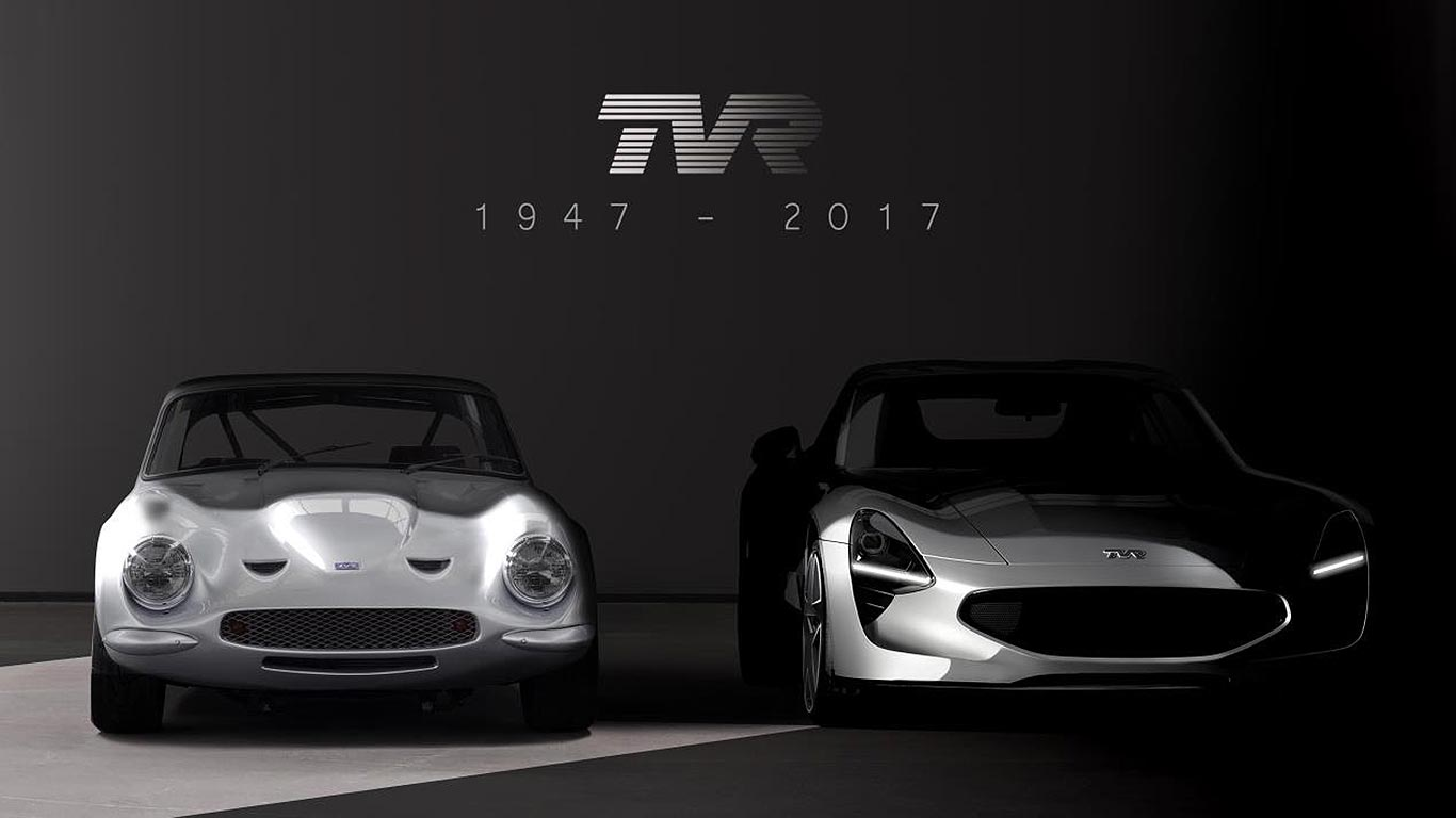 TVR debuting new car at goodwood revival for 70th anniversary