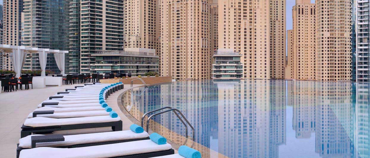 12 Luxe Rooftop Pools To Add To Your Bucket List Aglaia